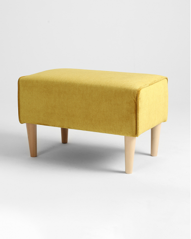 Fotelek, kanapék, lounge RM Cozyboy lábtartó, választható kárpittal
