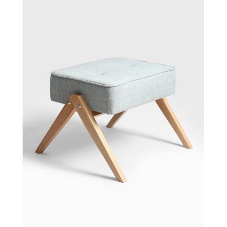 Fotelek, kanapék, lounge RM Vinc lábtartó, választható kárpittal
