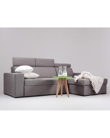 Fotelek, kanapék, lounge RM Atlantica kinyitható sarokgarnitúra - P alakú, választható kárpittal
