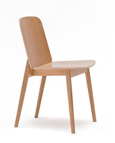 Szék PG Prop I. erős éttermi szék választható pácolással.