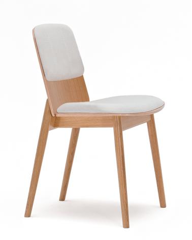 Szék PG Prop III. kényelmes éttermi szék választható kárpittal, pácolással