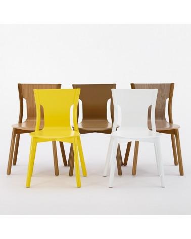 Szék PG Tolo Minőségi fa szék, választható pácolással és kárpitozással
