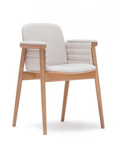 Szék PG Prop V. Minőségi kárpitozott szék, választható kárpittal és pácolással