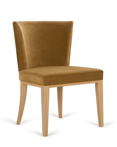Szék PG Ventura, különleges erős, minőségi kárpitozott design szék, választható pácolással és kárpitozással