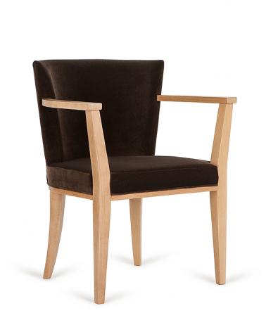 Szék PG Ventura II., különleges erős, minőségi kárpitozott design szék, választható pácolással és kárpitozással