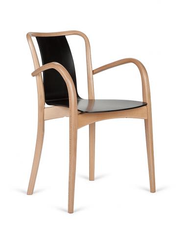 Szék PG Swan III. magasminőségű fa szék, választható pácolással
