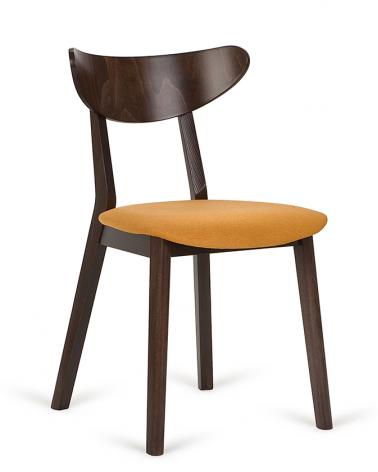 Szék PG LOF III. minőségi kárpitozott fa szék