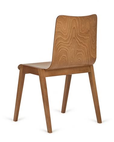 Szék PG Link minőségi fa szék, választható pácolással és kárpitozással