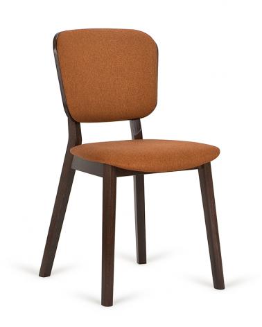 Szék PG LOF IV. minőségi kárpitozott fa szék, választható pácolással, kárpitozással