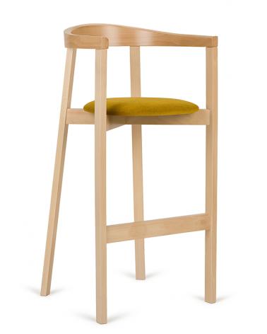 Fa bárszék PG UXI minőségi fa bár szék