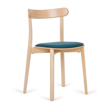 Szék PG Icho I. minőségi éttermi fa szék, választható pácolással