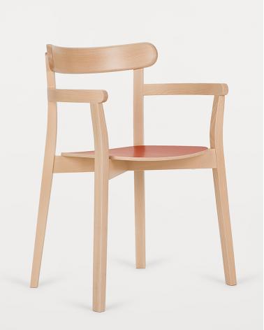 Szék PG Icho II. minőségi éttermi fa szék, választható pácolással