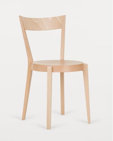 Szék PG Spire Erős, minőségi éttermi kárpitozott szék, választható pácolással és kárpitozással