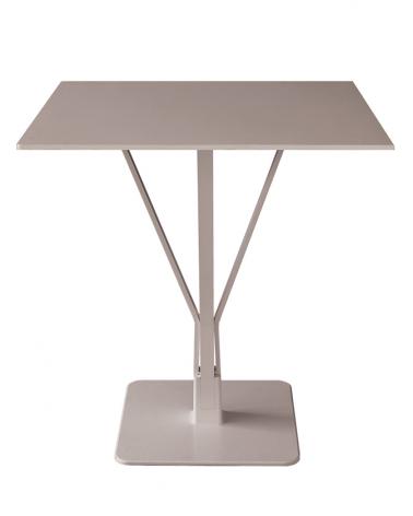 VE Talua éttermi modern asztalláb, asztalbázis