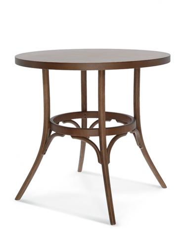 Étkezőasztalok EG Dominika körasztal választható méretben és pácolással