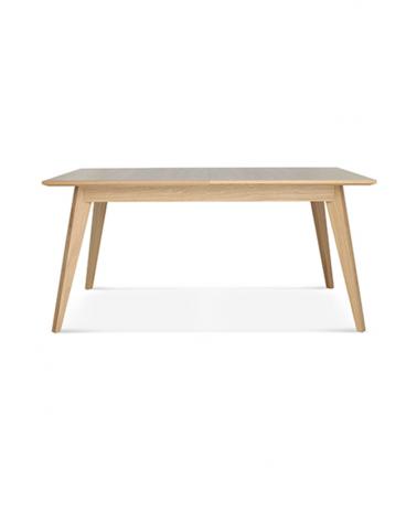 Étkezőasztalok EG Arcos bővíthető tölgyfa étkezőasztal, választható méretben és pácolással