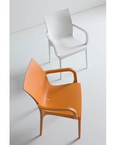GE Iris II. minőségi kültéri szék