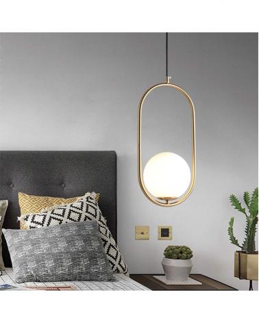 Függeszték CM Vintage függeszték design lámpa