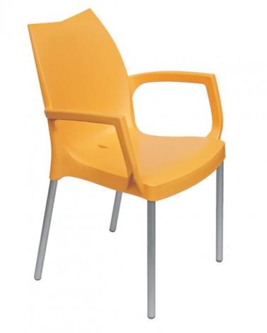 GE Tulip II. erős kültéri szék