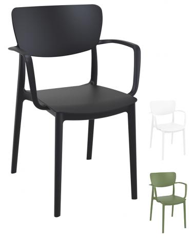 Kezdőlap NI Lisa minőségi műanyag szék
