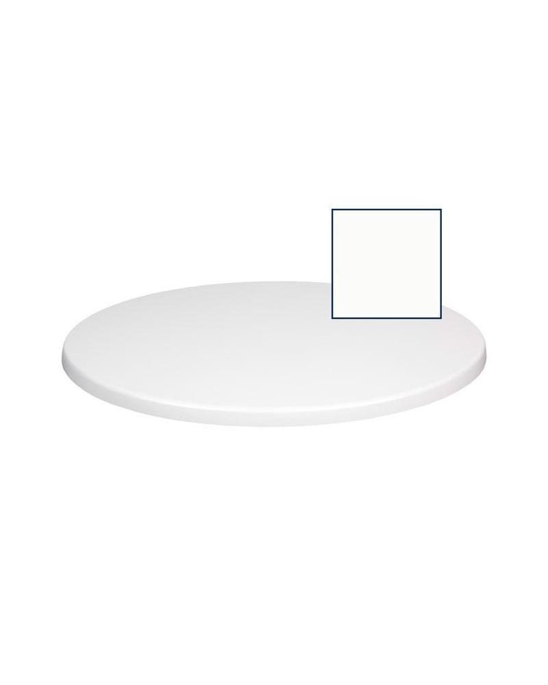 TO Fehér topalit asztallap