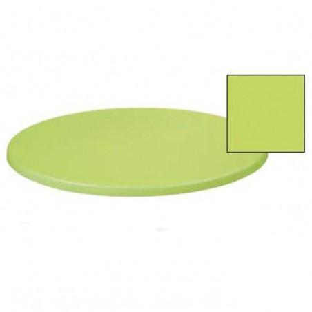 TO Lime, zöld topalit asztallap