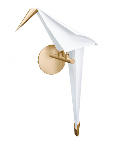 Kezdőlap KH Loro I. design fali lámpa -replika