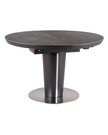 Étkezőasztalok LA Orbit I. 120(160)x120 bővíthető étkezőasztal
