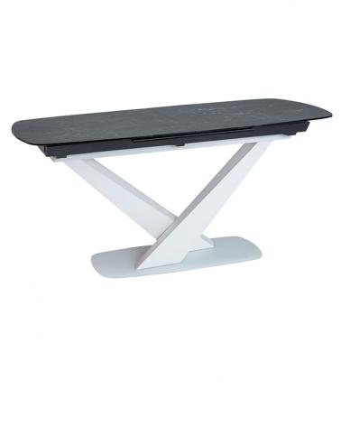 Étkezőasztalok LA Cassino II. 160(220)x90 bővíthető étkezőasztal
