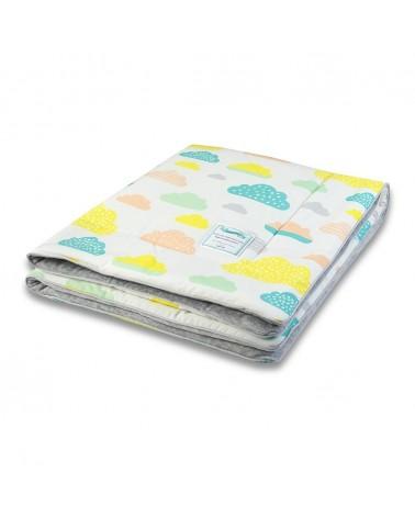 Takarók LC gyapjú takaró 80 x 100 cm takaró pasztel felhők kollekció