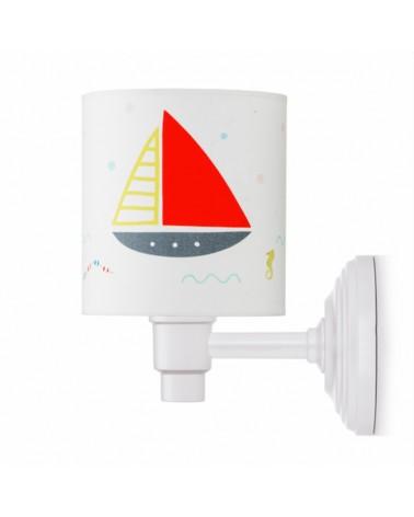 Fali lámpa LC Falilámpa tengeri kaland kollekció