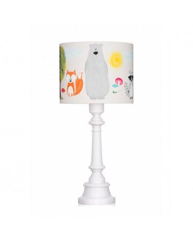Álló lámpa LC asztali lámpa erdei barátok kollekció