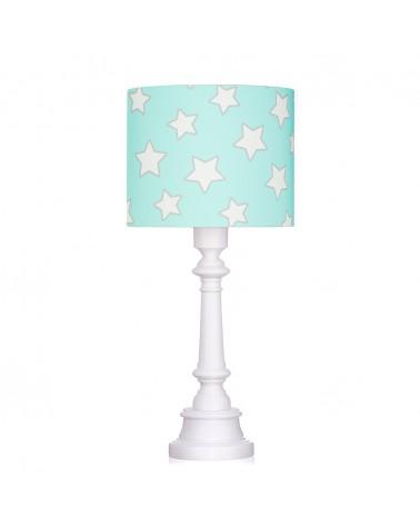 Álló lámpa LC asztali lámpa menta - csillag kollekció