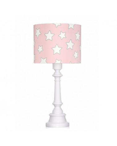 Álló lámpa LC asztali lámpa rózsaszín - csillag kollekció