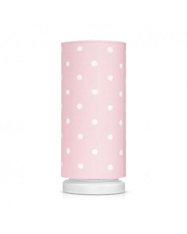 Éjjeli lámpa LC éjjeli lámpa rózsaszín - pöttyös kollekció