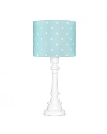Álló lámpa LC asztali lámpa kék - pöttyös kollekció