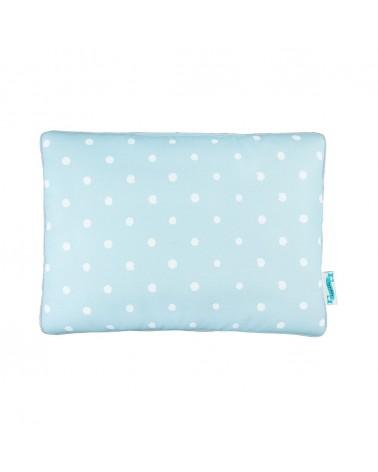 Párnák LC párna gyapjú takaróhoz kék pöttyös kollekció