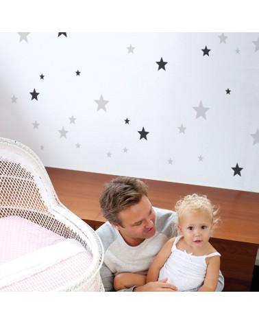 Falmatricák DK Csillagok minőségi falmatrica szett