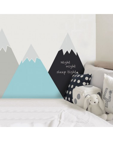 Falmatricák DK hegycsúcsok minőségi falmatrica szett