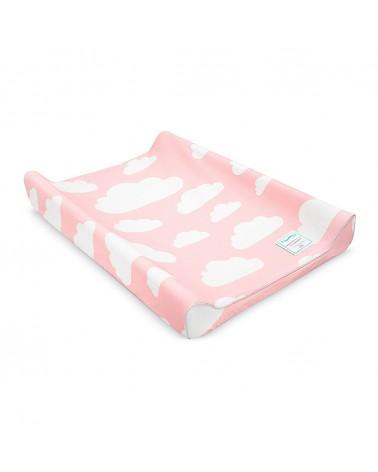 Pelenkázók LC pelenkázó 50 x 70 cm rózsaszín - felhő kollekció