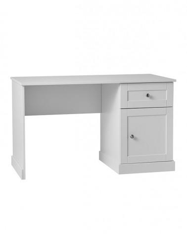 Íróasztalok PI Marie MDF íróasztal fehér színben