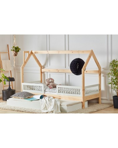 Kiegészítők PI House bed Ágyneműtartó 160 x 70 cm vagy 200 x 90 cm