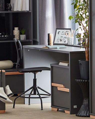 Kezdőlap PI Snap íróasztal szett szürke színben