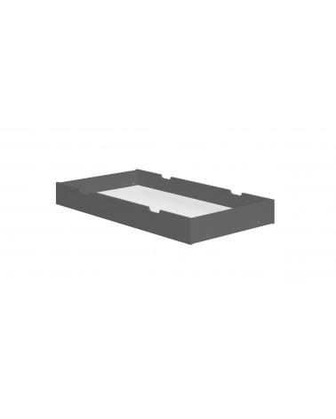 Kiegészítők PI Snap Ágyneműtartó szürke 120 x 60, 140 x 70 cm