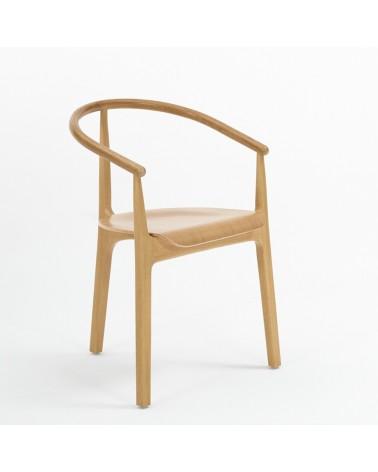 PG EVO I minőségi karfás fa szék