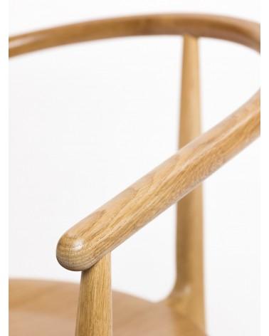 EG EVO I minőségi karfás fa szék