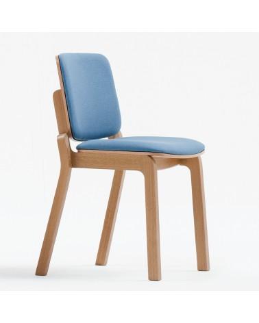 EG HIP III. minőségi kárpitozott fa szék
