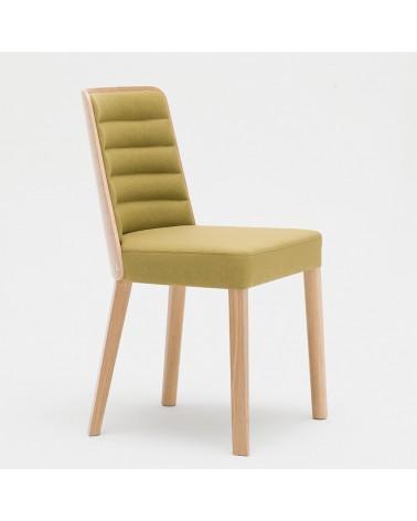 EG K3 minőségi kárpitozott fa szék