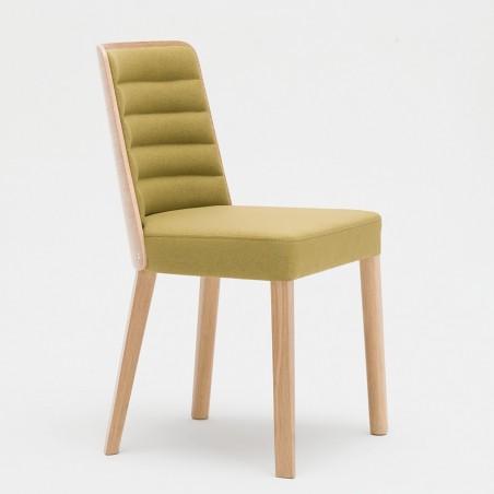 PG K3 minőségi kárpitozott fa szék