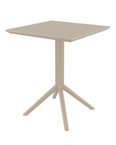 Kezdőlap SA Sky kültéri dönthető asztal 60x60 cm